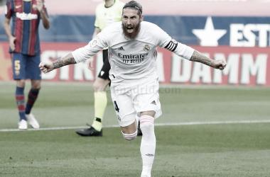 La renovación de Sergio Ramos, en el aire
