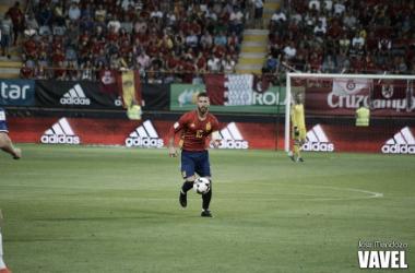 """Sergio Ramos: """"Piqué ha sido un jugador ejemplar con la selección"""""""