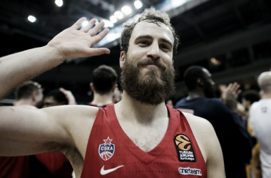 Sergio Rodríguez será pieza clave para los moscovitas. Foto: Euroleague.net