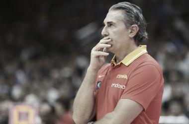 Sergio Scariolo ya afronta la semifinal contra Australia | Foto: FIBA
