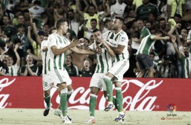 Anuario VAVEL Real Betis 2017: Sergio León, como en casa, en ningún sitio