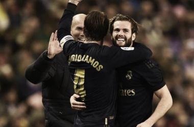 Puntuaciones del Real Madrid en Pucela