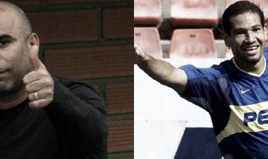 Los ex jugadores dieron su opinión sobre la actualidad de Boca. Fotos: Taringa y el Intransingente