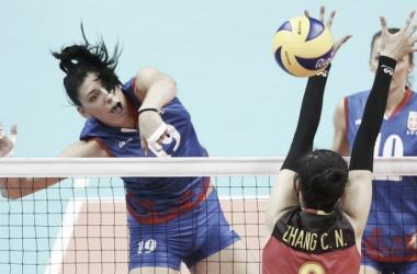 Sérvia e China protagonizam final improvável nos Jogos Olímpicos Rio 2016 (Foto: Yves Herman/Reuters)