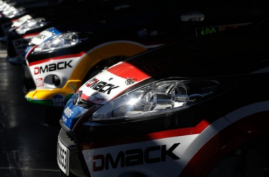 La Drive DMACK jubila el Fiesta R2