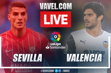 Highlights and goals: Sevilla 3-1 Valencia in LaLiga Santander 2021-22