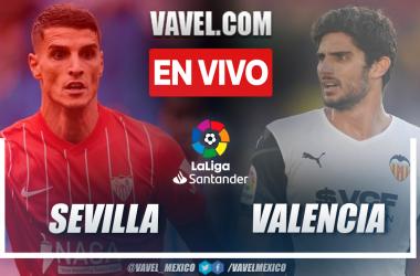 Sevilla vs Valencia EN VIVO: ¿cómo y dónde ver transmisión en directo online por LaLiga?