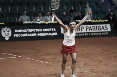 Photo: Sergiy Kivrin / Fed Cup