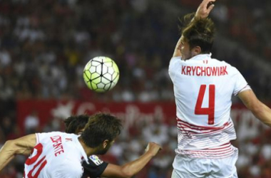 Sevilla FC-Atlético de Madrid: Puntuaciones del Sevilla, jornada 2 Liga BBVA