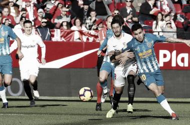 Sevilla 1-1 Atlético de Madrid / Foto: atleticodemadrid.com