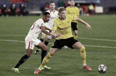 Gols e melhores momentos para Borussia Dortmund 2 x 2 Sevilla pela Champions League