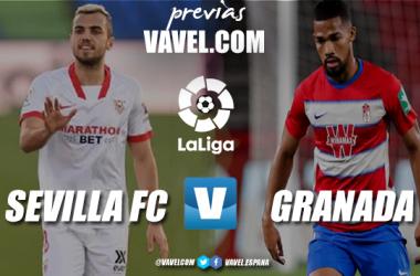 Previa Sevilla FC - Granada CF: todos los caminos llevan a Europa