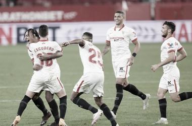 Em jogo de seis gols, Sevilla confirma favoritismo e derrota Celta na estreia de Coudet