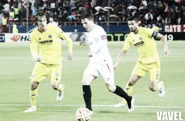 Resultado Sevilla - Villarreal (2-1)