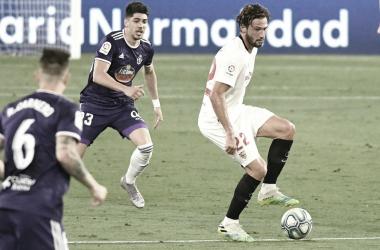 Sevilla sofre para conseguir empate contra Valladolid e pode se complicar na LaLiga