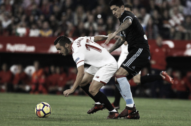 Sevilla FC y RC Celta se citan en Nervión para la octava jornada de LaLiga Santander. | Foto: J.M. Serrano