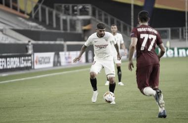 Sevilla vence Roma com tranquilidade e avança em busca do hexa da Liga Europa