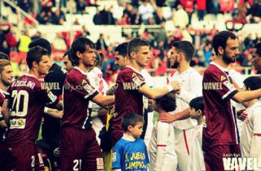 Sevilla FC - Córdoba CF: puntuaciones del Sevilla, jornada 23ª de la Liga BBVA