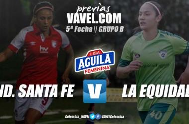 Previa Independiente Santa Fe vs Equidad: Las 'leonas' quieren seguir ganando
