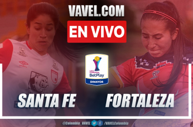Resumen y goles: Santa Fe 2-0 Fortalezaen la fecha 2 del grupo A por Liga Femenina 2021
