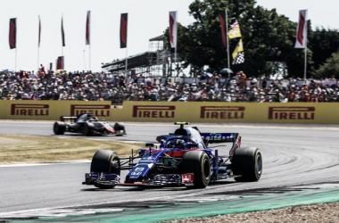 Previa de Toro Rosso en el GP de Alemania 2018: a reconducir el rumbo