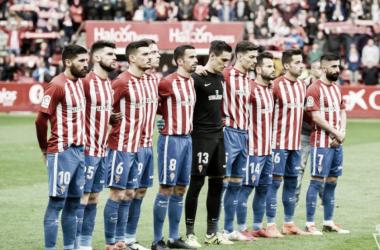 Un Sporting de Gijón en estado de gracia