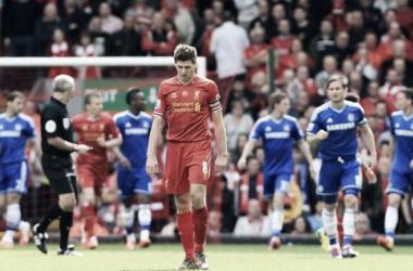 Liverpool v Chelsea: Jose's Blues blow open the title race
