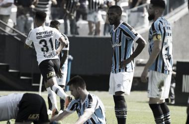 Corinthians engatou sua segunda vitória consecutiva em amistosos (Foto: Daniel Augusto Jr/Agência Corinthians)