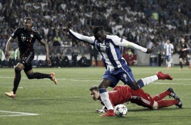 Jackson marcó además siete goles en la presente adición de la Champions League.