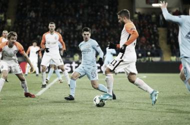 Champions League - Il City fa da passerella, lo Shakhtar ringrazia: 2-1 e ottavi raggiunti