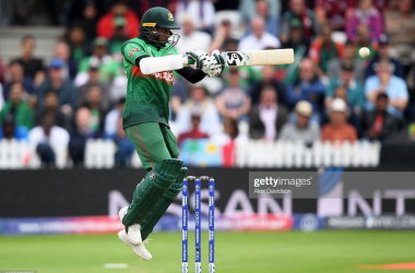 2019 Cricket World Cup: Windies crumble as tigerish Bangladesh hunt down huge total