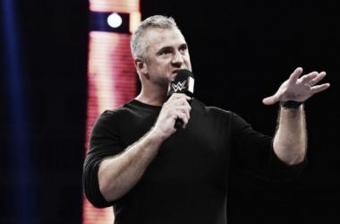 Has Shane O'Mac found his GM? Photo: WWE.com