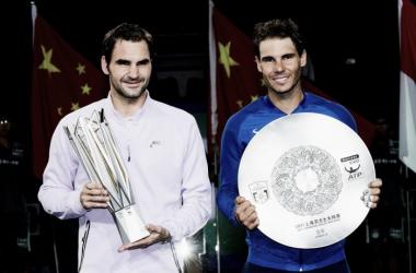 Federer roza la perfección ante Nadal