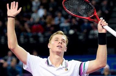 ATP Montpellier- Day4: brilla Shapovalov, tonfo Pouille