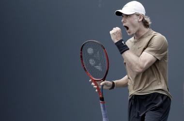Denis Shapovalov venceu Jérémy Chardy no ATP 500 de Barcelona 2021 (ATP / Divulgação)