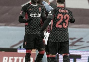 Una ráfaga del Liverpool deja afuera al Aston Villa de la FA Cup