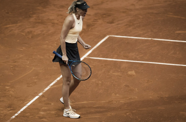 Maria Sharapova will be delighted with her performance | Photo: Jimmie48 Tennis Photography