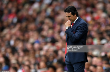 Unai Emery concedes Arsenal must improve defensively and tactically
