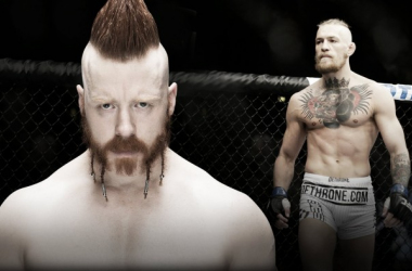 Sheamus made an interesting comment on McGregor's future (image: youtube.com)