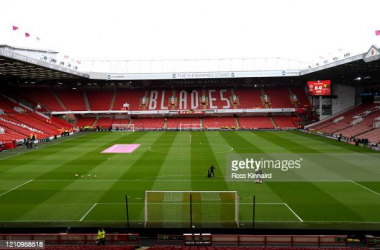 Bramall Lane, home of Sheffield United was the venue for this clash<div>Ross Kinnaird - Getty Images</div>