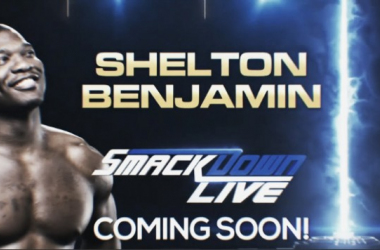 Shelton Benjamin is coming back to WWE | WWE.com