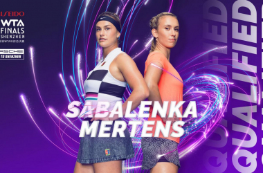 Mertens and Sabalenka are ready to pursuit in success in Shenzhen | Photo: WTA