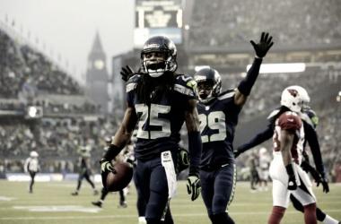 Sherman firma con los 49ers | Foto: Seattle Seahawks