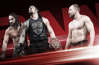 Previa Monday Night RAW, 24 septiembre