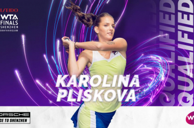 Karolina Pliskova has qualified for Shenzhen | Photo: WTA