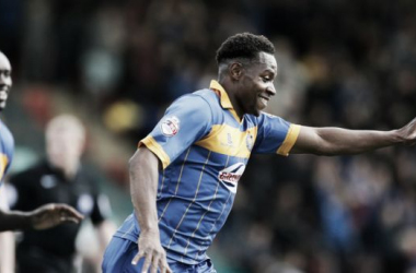 Shrewsbury Town promoted to League One