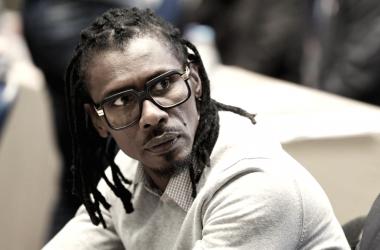 """Aliou Cissé: """"No es fácil vencer a Senegal"""""""