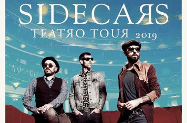 El Teatro Tour de Sidecars va acercándose /Fuente: Facebook oficial de Sidecars