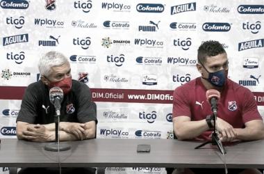 """Humberto Sierra: """"Tenemos un plantel de 29 jugadores donde solo ocho son de experiencia"""""""