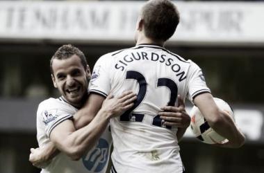El Tottenham se gusta en White Hart Lane